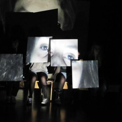 """Théâtre d'images avec Ludovic Fouquet (autour de """"La scaphandrière"""")"""