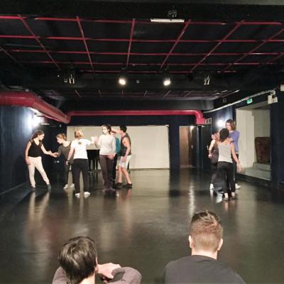 Stage danse compagnie Grenade