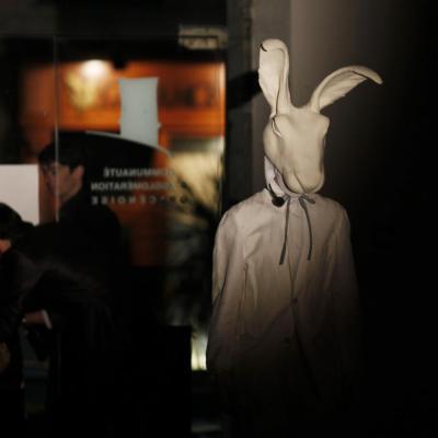 Février 2011 : spectacle L'ESPACE INQUIET QUI LES SEPARE